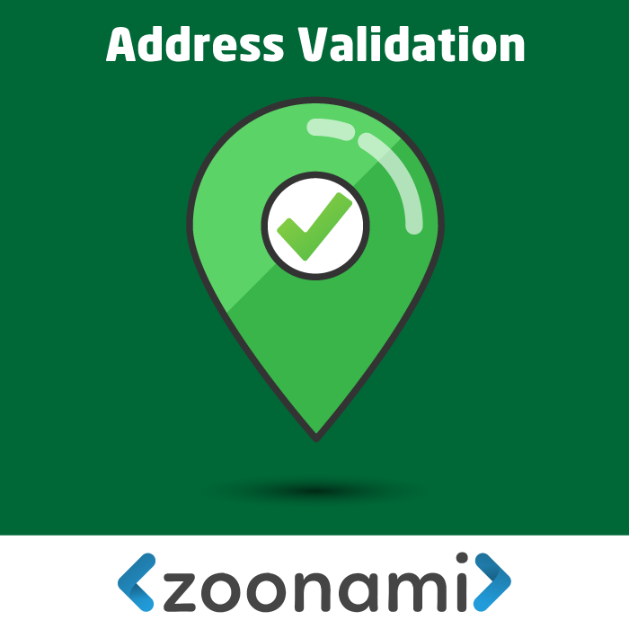 Magento 2 Address Validation