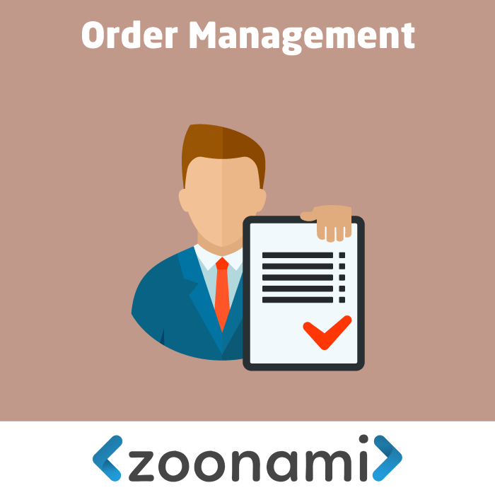 Magento 2 Order Manager