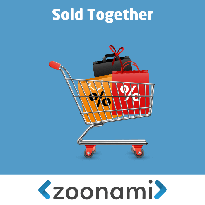 Magento 2 Sold Together