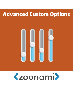 Magento 2 Advanced Custom Options
