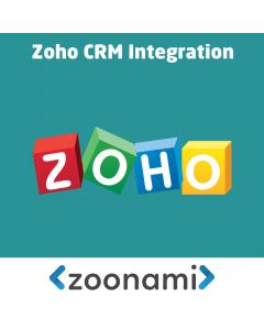 Magento 2 Zoho CRM integration