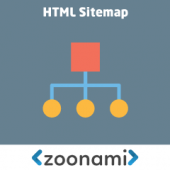 Magento 2 HTML Sitemap