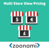 Magento 2 Multiple Store View Pricing